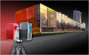 Constructed laser scanning