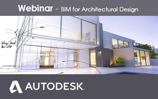 BIM for Architectural Design webinar
