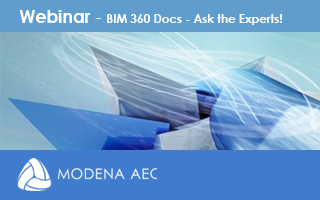 BIM 360 Docs – Ask the Experts Webinar