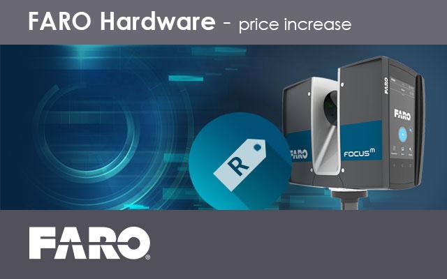 FARO price adjustment