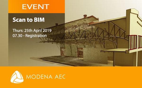 Scan to BIM Event
